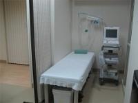 独立した心電図検査室