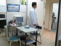 内科処置室(採血・点滴など)