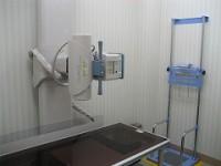 最新のデジタルレントゲン室